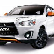 Mitsubishi ASX Orange Edition — лимитированная версия кроссовера