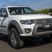 Mitsubishi Pajero получил внедорожную версию Outdoor