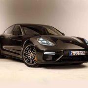 Porsche Panamera 2017: рассекречены фото