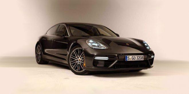 Porsche Panamera 2017: рессекречены фото