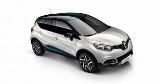 Renault Captur получил спецверсию Wave