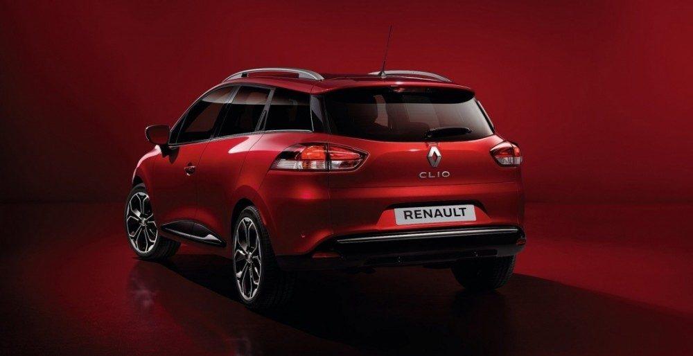 Renault Clio 2017 представлен официально