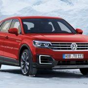 VW POLO 6 SUV показался на фото