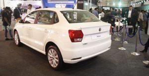 Старт продаж Volkswagen Ameo: цена и характеристики
