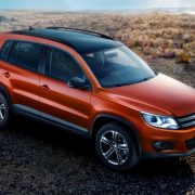Volkswagen Tiguan Allstar: цена в России