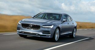 Объявлена цена на Volvo S90 2016 в России