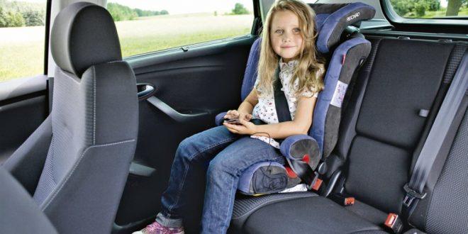 Автокресла для детей старше 7 лет хотят отменить