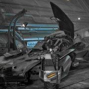 Новый Бэтмобиль для «Лиги Справедливости»