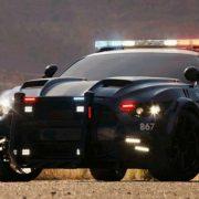Новый Форд Мустанг из «Трансформеров» показали в Сети