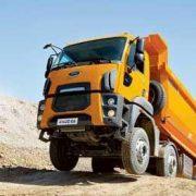 Форд Карго 2016: бюджетно и практично