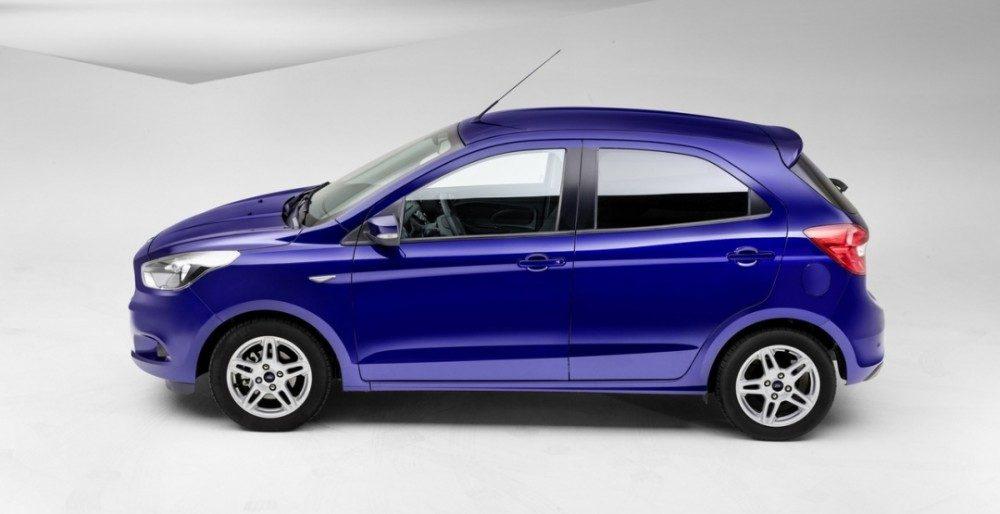 Ford Ka+ 2017: фото, цена, характеристики