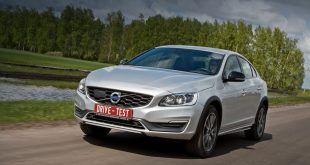 Volvo S60 Cross Country: видео тест-драйв