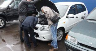 Запрет на продажу поддержанных авто в России