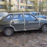 Что делать если вам запенили двери авто
