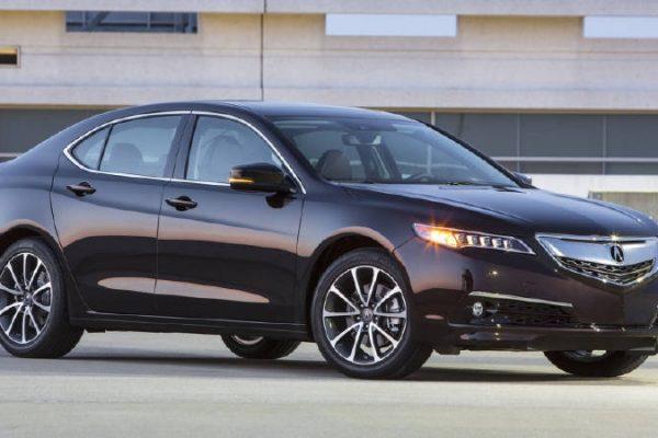 Acura TLX 2017  (2)