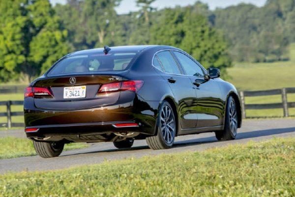 Acura TLX 2017  (8)