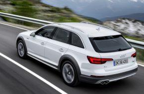 Audi A4 Allroad 2017 (2)