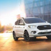 Ford представил спорт-версию Kuga ST-Line