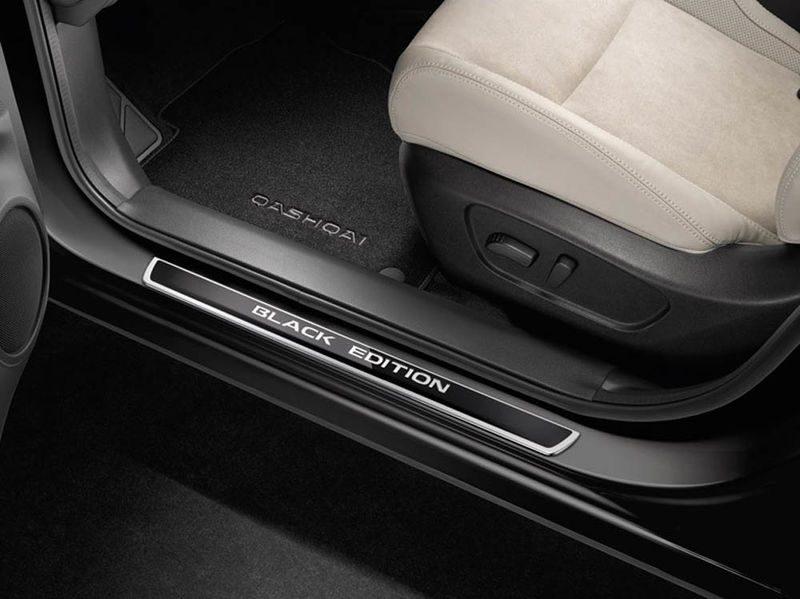 Nissan Qashqai Black Edition: фото, цена и характеристики