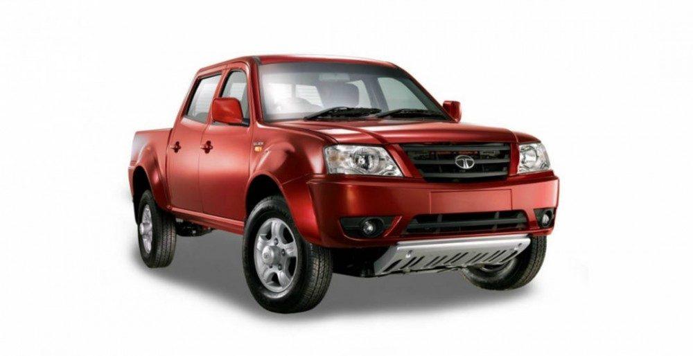 Tata Xenon XT: первые подробности о рестайлинге