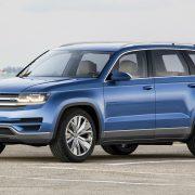 Teramont — новое имя кроссовера Volkswagen