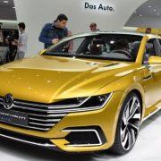 Приемника Volkswagen Passat CC выпустят в начале 2017 года