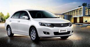 Zotye T300 подешевел в России на 100 000 рублей