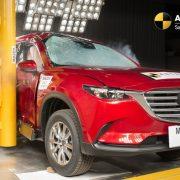 Mazda CX-9 прошла краш-тест ANCAP «на отлично»