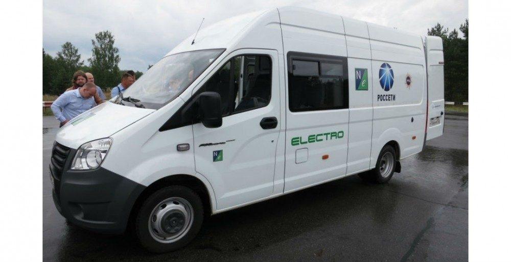 Газель Next Electro: фото, характеристики и цена