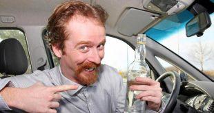 Штраф за пьянство за рулем вновь повысили