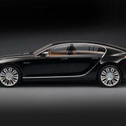 Bugatti Galibier пойдет в серию