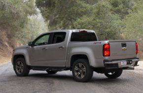 Chevrolet Colorado 2017 (2)