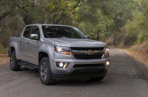 Chevrolet Colorado 2017 (4)