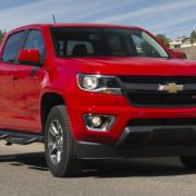 Chevrolet Colorado 2017: фото, характеристики и цена