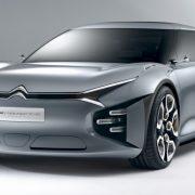Citroen представили наследника С5 — CXPERIENCE Concept