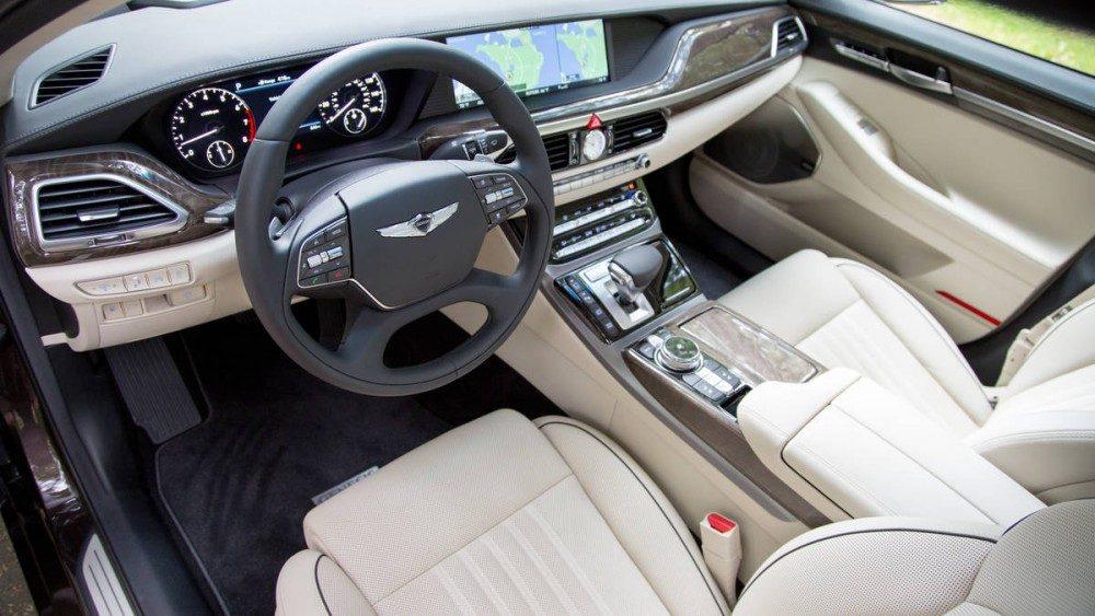 Hyundai Genesis G90 2017