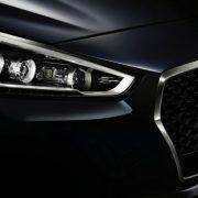 Новый Hyundai I30 2017 частично рассекречен