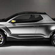 Серийная версия Hyundai Santa Cruz будет представлена только в 2018 году