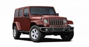 Новый Jeep Wrangler 2018: рендер