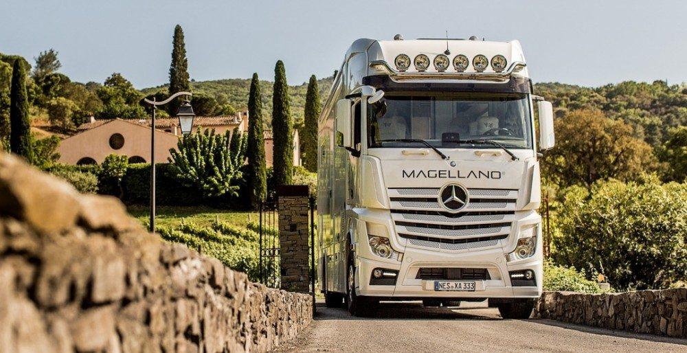 Magellano Edition 1 или роскошный дом на колесах