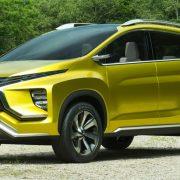 Mitsubishi XM Concept рассекречен
