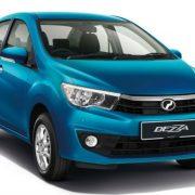 Perodua Bezza: фото, характеристики и цена