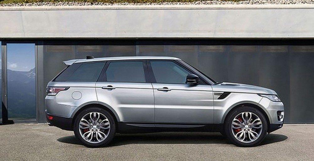 Range Rover Sport 2017: подробности о рестайлинге
