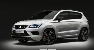 Кроссовер Seat Ateca Cupra появится только в 2018