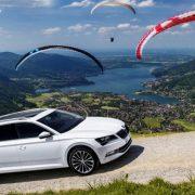 Российские продажи Skoda Superb Combi 2016 начнутся в сентябре