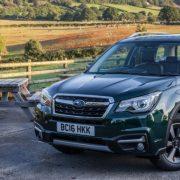 Subaru Forester Special Edition: новая версия обновленного кроссовера