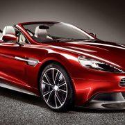 Эксклюзив от Aston Martin: Vanquish Zagato Volante