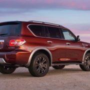 Известны цены и комплектации Nissan Armada 2017 модельного года