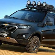 Новая Шевроле Нива 2017 модельного года получит двигатель от ВАЗа