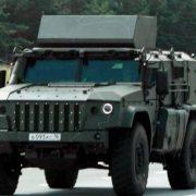 КамАЗ-К4386 «Тайфун-ВДВ» — новый десантный вседорожник